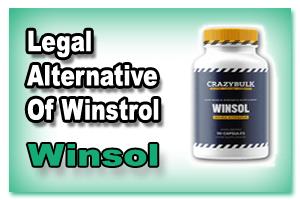 Legal Alternative of Winstrol