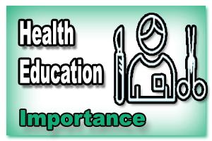 Health Education Importance