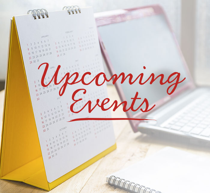 Upcoming Events ASW